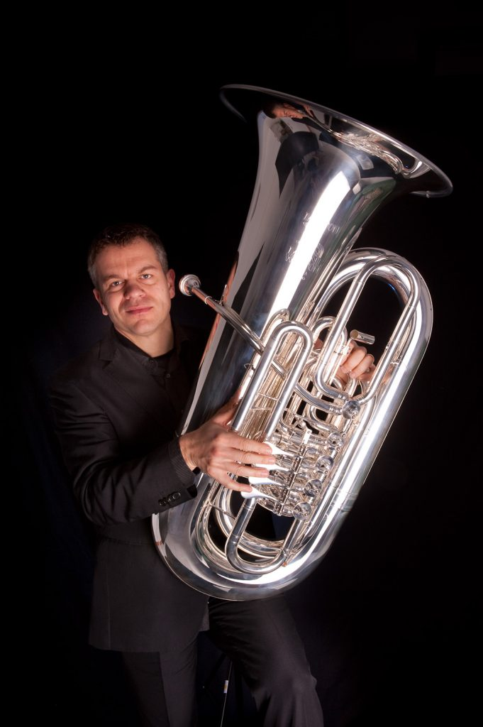 Alessandro Fossi - Tuba player and teacher