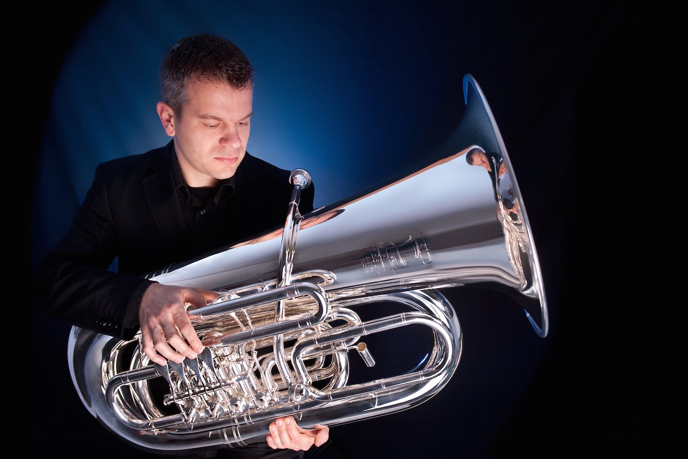 Alessandro Fossi - Tuba Player and Musician